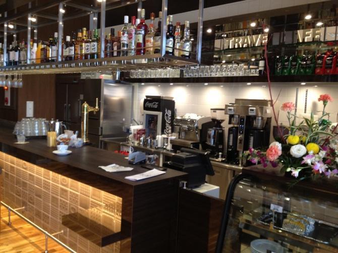 トラベルカフェ ホテルマイステイズ金沢店