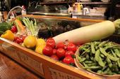 【旬をお届け】魚、野菜、